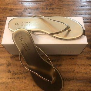 NIB Lauren Conrad 8 Flip Flop Thong Shoes Sandals